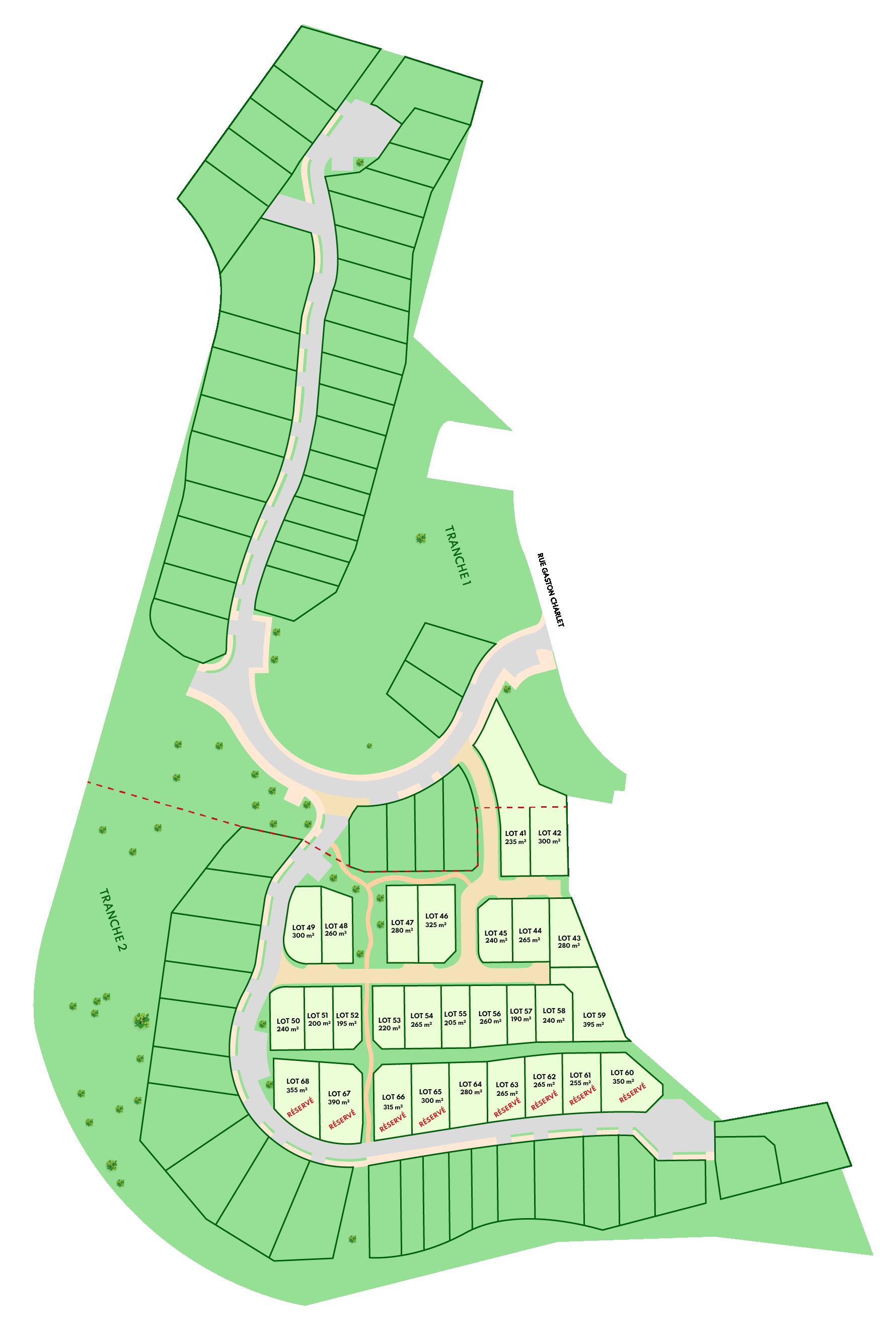 Hameau Lafayette